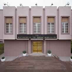 'Bayındırlık Bakanlığı Tarihi Binası Müze Olmalı!'