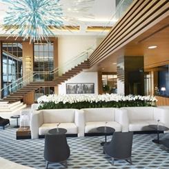 özer+tulgan'dan Adana Divan Oteli'ne  Çağdaş ve Yalın Bir Tasarım