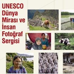 'UNESCO Dünya Mirası ve İnsan'