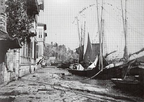 Ser Mimar-ı Devlet Yalısı'ndan Kömür Deposuna, Galatasaray Adası'ndan Suada'ya Boğaz'ın Tek Adasının Çalkantılı Tarihi