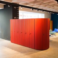 """ERSA'nın """"Wall"""" Dolabına Alman Tasarım Konseyi'nden Ödül"""