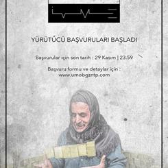 UMÖB|Gaziantep Yürütücü Başvuruları için Açık Çağrı
