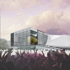Manchester'daki The Factory Sanat Merkezini OMA Tasarlayacak