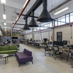 DGA'dan Yeni Bir Endüstriyel Dönüşüm Projesi: The Factory