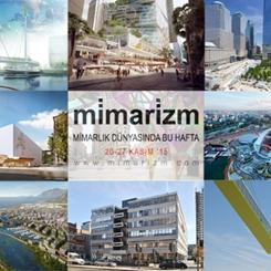 Mimarlık Dünyasında Bu Hafta | 20-27 Kasım