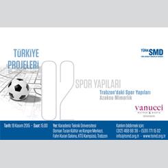 Türkiye Projeleri Panel Serisi 2 - Spor Yapıları