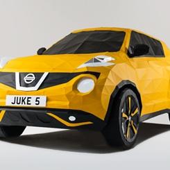 Kağıttan Otomobil Üretimine Nissan da Katıldı