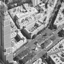 New York'un Gökdelenleri Paris'in Kent Dokusuyla Birleştiğinde: Haussmanhattan