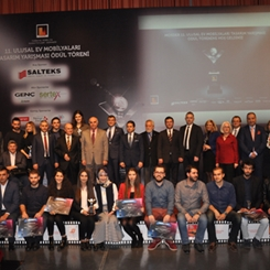 11. Ulusal Ev Mobilyaları Tasarım Yarışması Ödülleri YEM'de Sahiplerini Buldu
