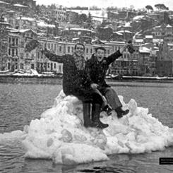 İstanbul'da Yaşanan En Ağır Kışlar 'İstanbul Kış Günlüğü'nde