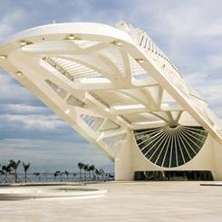Calatrava'nın Tasarımı 'Yarının Müzesi' Kapılarını Açıyor