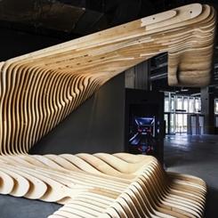Tri-Fold, Volkswagen Arena'ya Yeni Bir Mekan Deneyimi Getiriyor