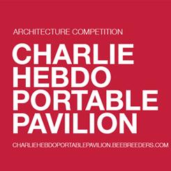 Charlie Hebdo Pavyonu Mimari Tasarım Yarışması