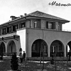 Atatürk Orman Çiftliği'ndeki Marmara Köşkü Yıkılıyor Mu?