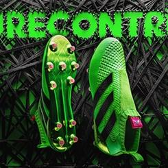 Adidas'ın Bağcıksız Kramponu 'Kusursuz Kontrol' Sağlıyor