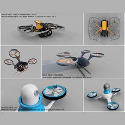 Autodesk Dijital Tasarım Kampı'nda Drone Tasarımları Yarıştı