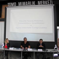 TSMD Eğitim Seminerleri 'Mimarlıkta Mesleki Sorumluluk Sigortası' ile Başladı