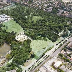 Aralarında EAA'nın da Bulunduğu 15 Ofis Budapeşte Etnografya Müzesi İçin Yarışacak