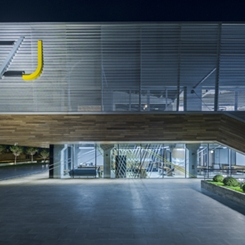 BZJ Tekstil Fabrika ve Ofis Binası