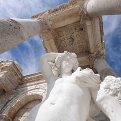 Pisidia'nın Başkenti Sagalassos