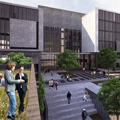 Efeler Belediyesi Hizmet Binası Mimari Proje Yarışması Sonuçlandı