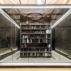 Tabanlıoğlu'nun Beyazıt Kütüphanesi Projesine WAF 2016 Ödülü