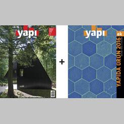 YAPI Dergisinin Kasım Sayısı Çıktı