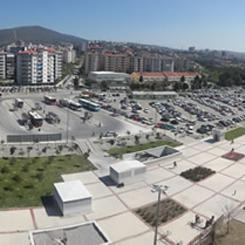 Bornova Evka-3 Sosyal Merkez ve Aktarma İstasyonu Mimari Proje Yarışması