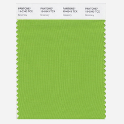 Pantone 2017 Yılı Rengi; Yeşil