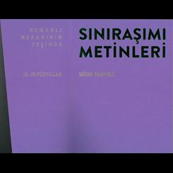 Uğur Tanyeli'den Osmanlı'da Mekânın İzini Süren Kitap