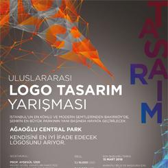 Ağaoğlu Central Park için Uluslararası Logo Tasarımı Yarışması