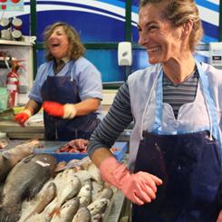 Akdeniz'in Kadim Tablosu: Balık Pazarları