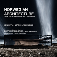 Taşkışla'da 'On Norwegian Architecture' Semineri