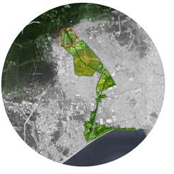 Kente Yayılan Yeşil Koridor; Antalya Green Hub
