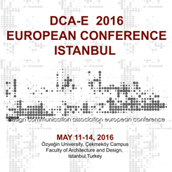Design Communication Association European Conference 2016