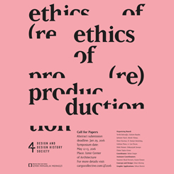 'Ethics Of [Re] Production' Sempozyumu