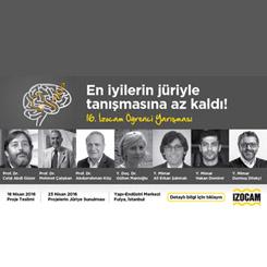 2016 İzocam Öğrenci Yarışması'nda En İyi Projeler Jüri Karşısında