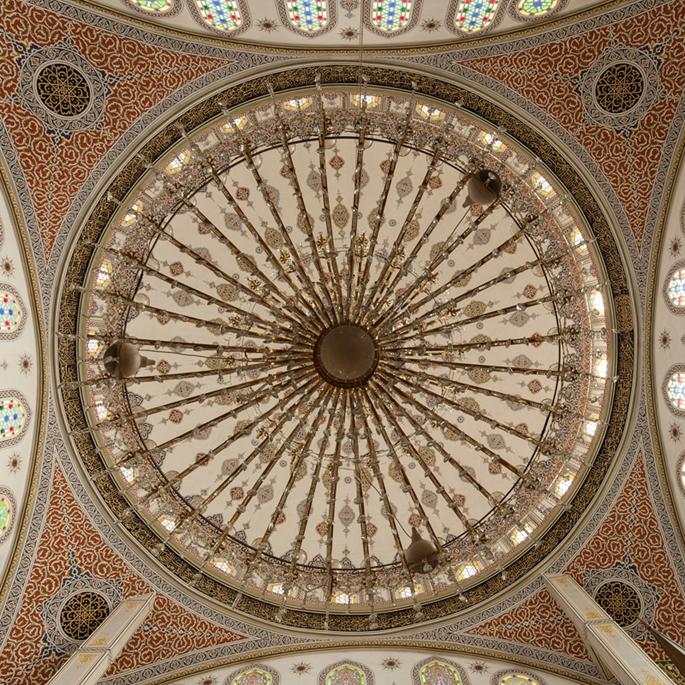 Yenişehir Çarşı Camii