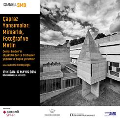 Cemal Emden'in Le Corbusier Kareleri İzmir'de