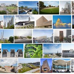 Sancaklar Camisi, Uluslararası RIBA Ödülü için Yarışacak