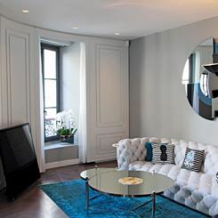 Paris'te Bir Apartman Dairesi