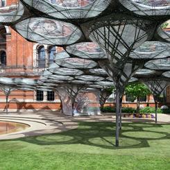 Victoria&Albert Müzesi'nde Biyomimikri Çalışmaları