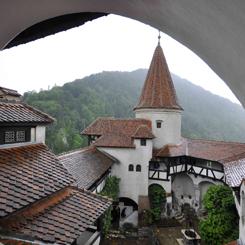 Kont Drakula'nın Ülkesi, Transilvanya