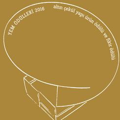"""Altın Çekül """"Yapı Ürün Ödülü"""" 2016"""