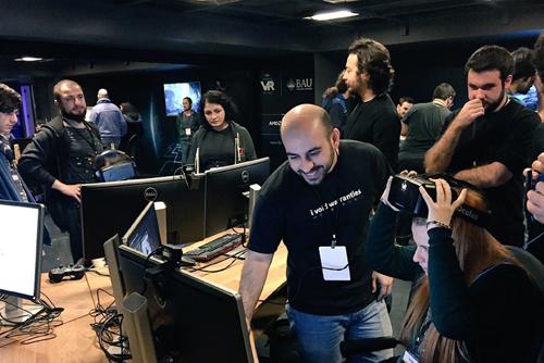 VR First BAU Sanal Gerçeklik Laboratuvarı İkinci Tur Proje Başvuruları Açıldı!