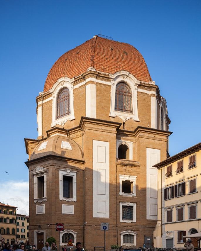 Medici Şapeli, Floransa