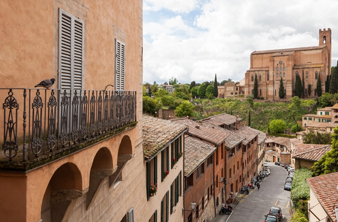 Basilica Cateriniana San Domenico, Siena
