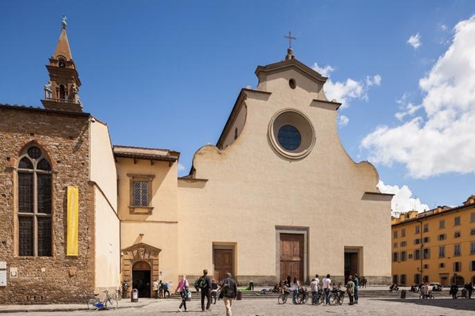 Basilica di Santo Spirito, Floransa