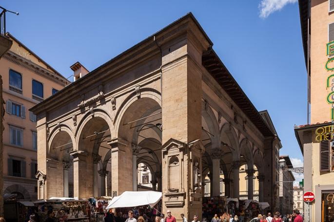 Mercato del Porcellino, Floransa