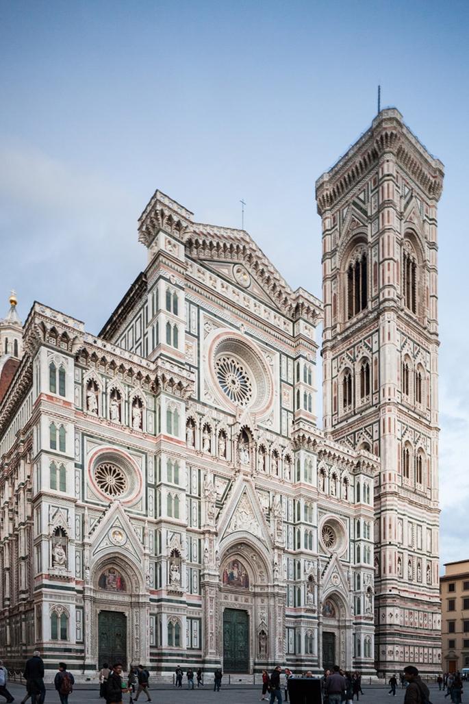 Cathedrale Santa Maria del Fiore, Floransa